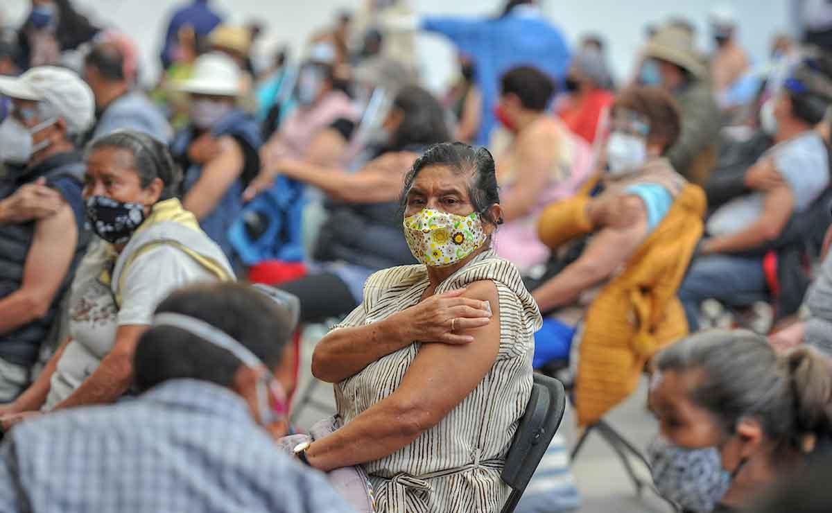 Fechas de vacunación para personas de 50 a 59 años y embarazadas en Lerma y Zinacantepec