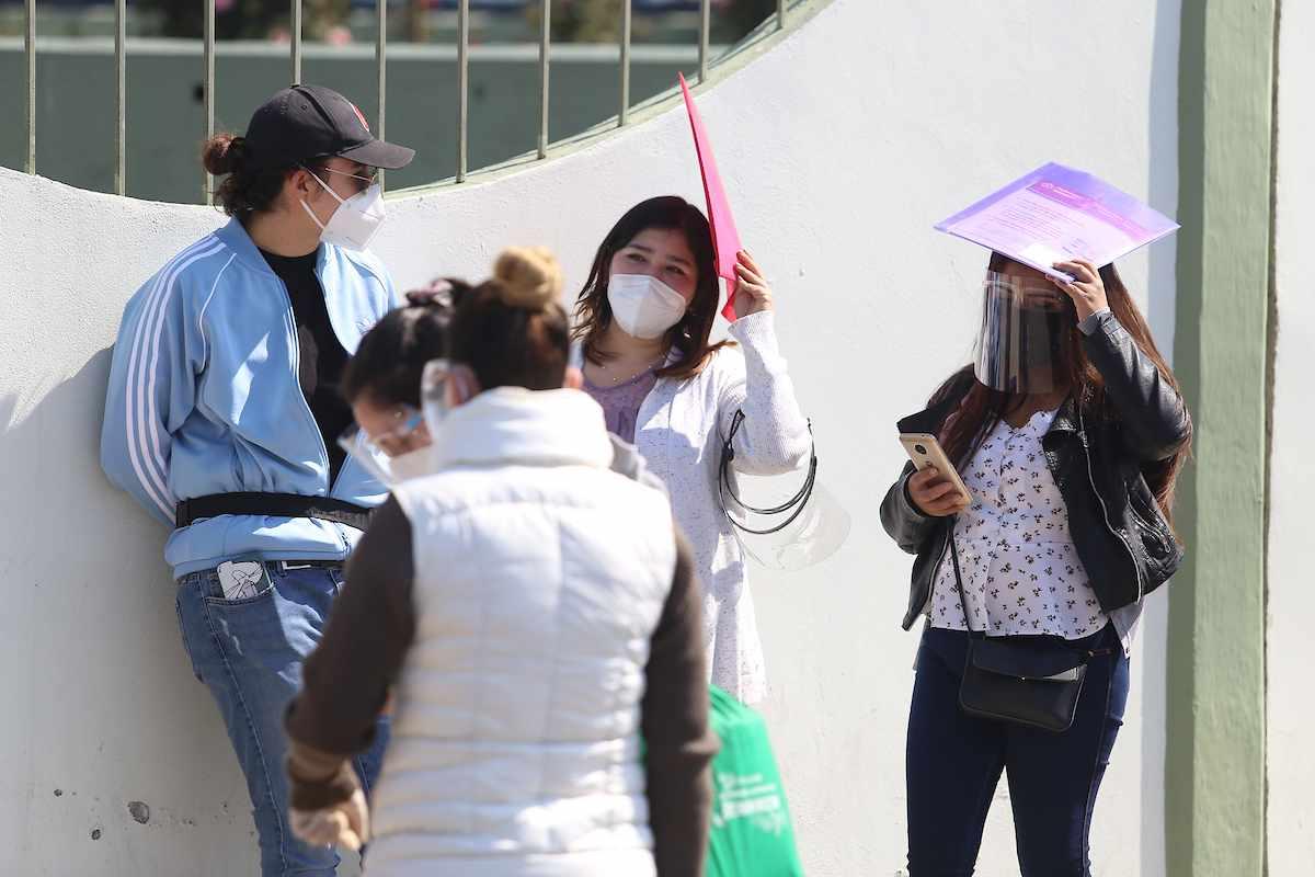 Gobierno de México habilita el registro de vacuna contra covid 19 en personas de 18 a 29 años de edad