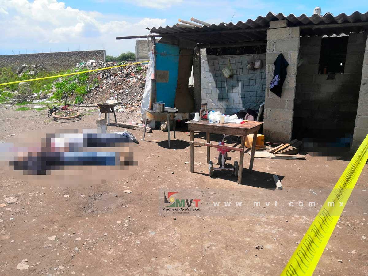 Cinco personas son asesinadas por grupo armado en Lerma