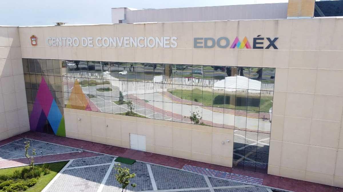 Alistan Subsecretaría de Turismo reapertura del Centro de Convenciones Edoméx