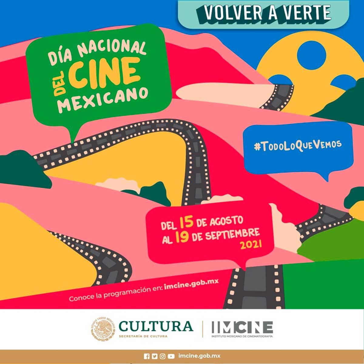 Celebran desde la Cineteca Mexiquense el Día Nacional del Cine