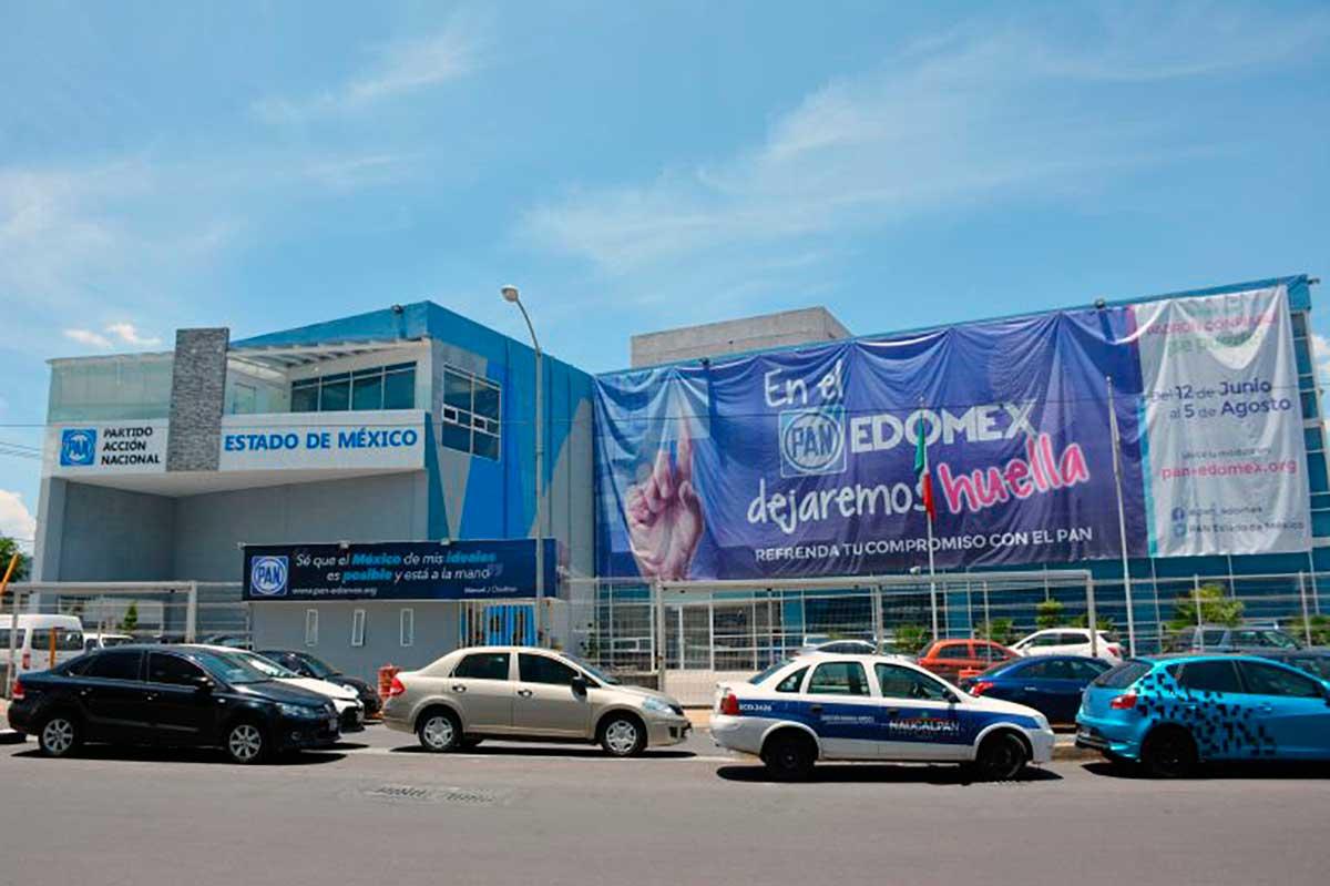 Lanzan convocatoria para elegir presidente del PAN Edomex