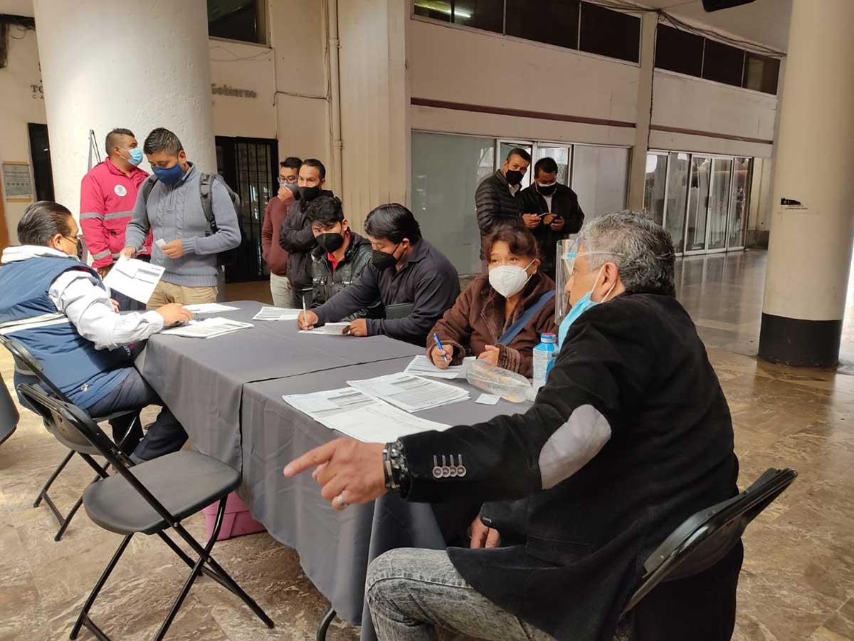 Continúa en Toluca programa Empléate, Martes de Oportunidad