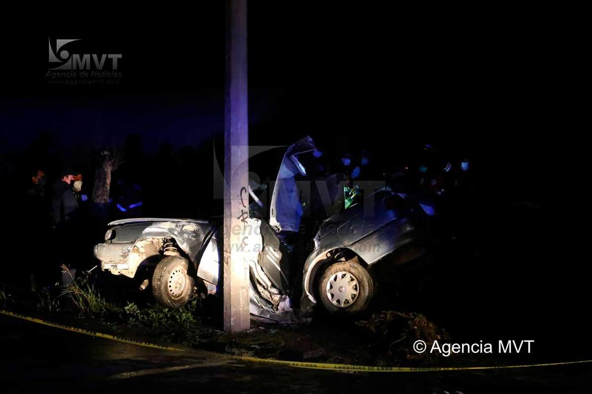 Fallece automovilista en la vialidad Palmillas
