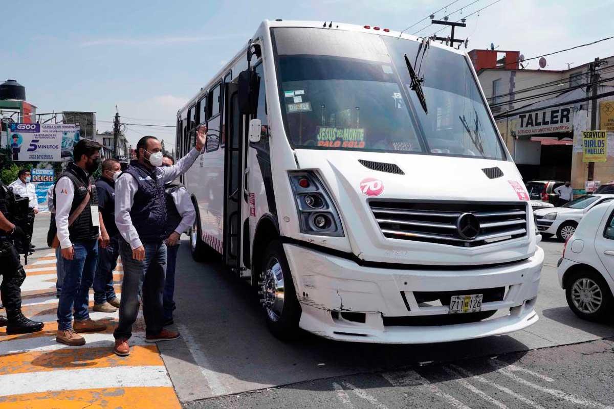 Gobierno de Huixquilucan supervisa el cumplimiento de medidas sanitarias