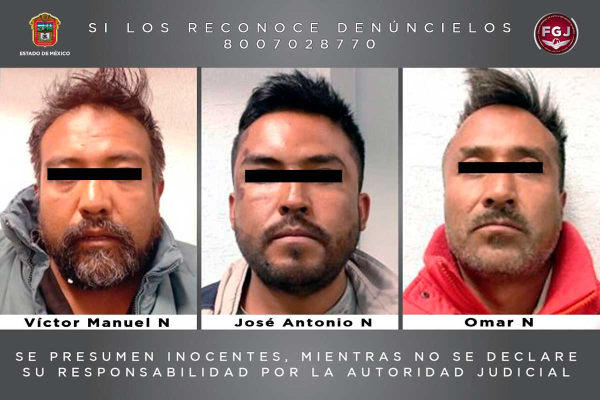 Homicidas Zinacantepec