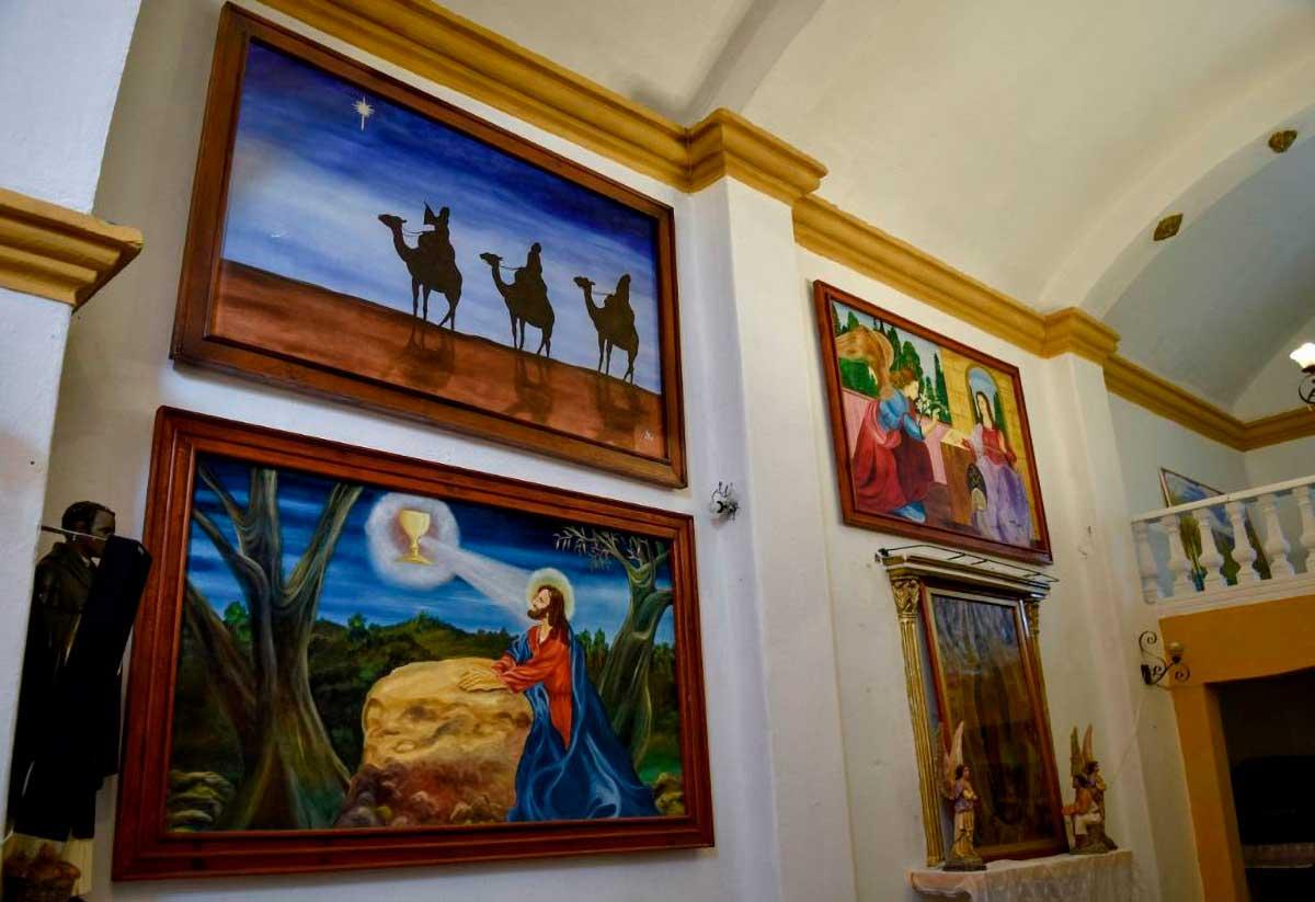 ¿Sabías que en el Edomex existe una iglesia dedicada a los Reyes Magos?