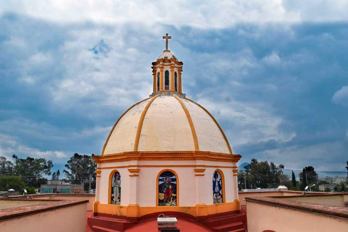 Iglesia de los Reyes Magos Temamatla