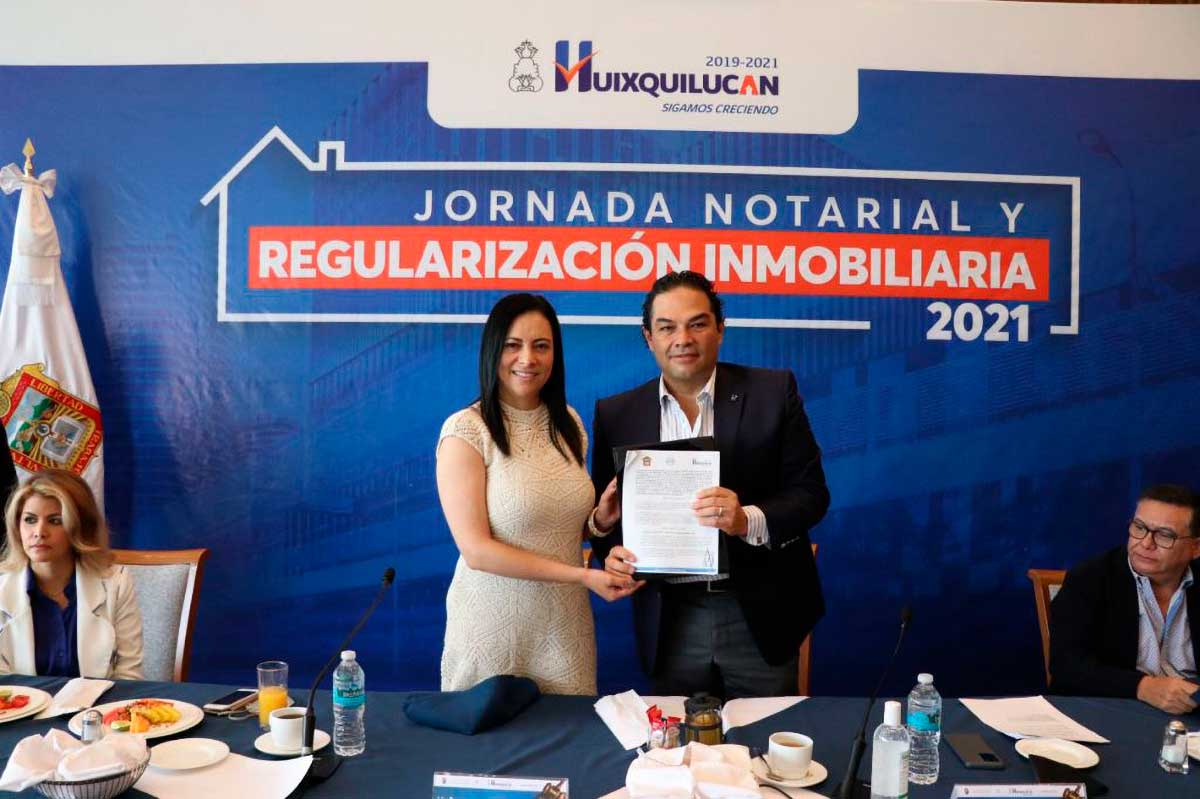 Jornada Notarial Huixquilucan
