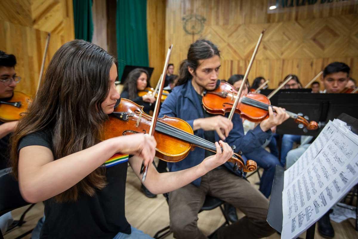 Orquesta Sinfónica Juvenil UAEM