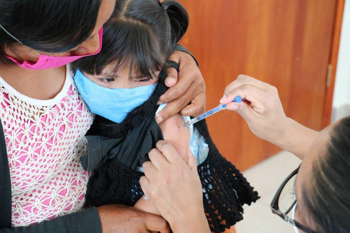 460 mil vacunas ISEM