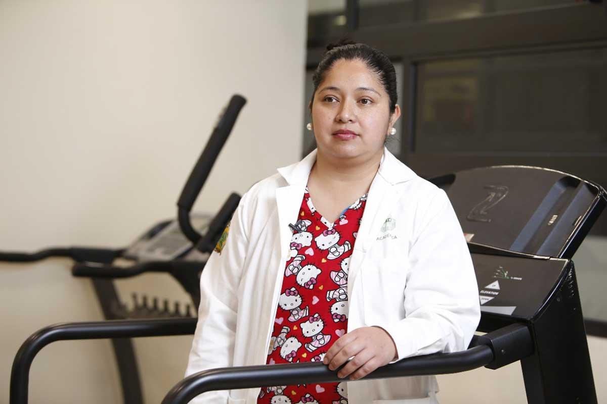 Terapia de rehabilitación post-COVID previene daños permanentes