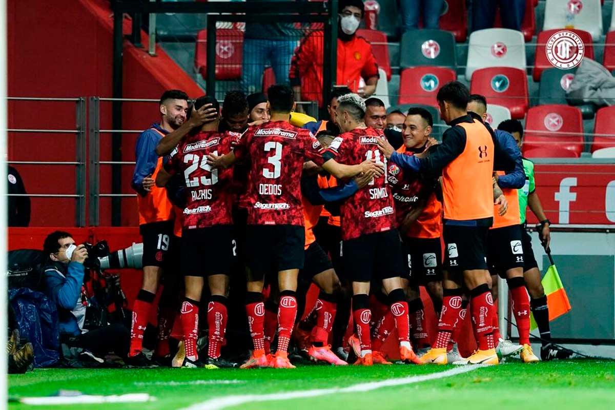 Toluca busca regresar al triunfo ante Pumas en la Liga MX