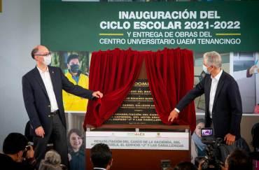 Inauguración Ciclo Escolar 2021 - 2022