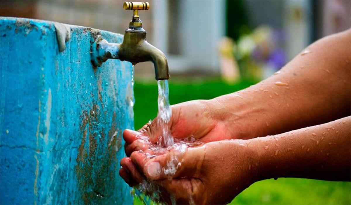 Precio de agua en Toluca