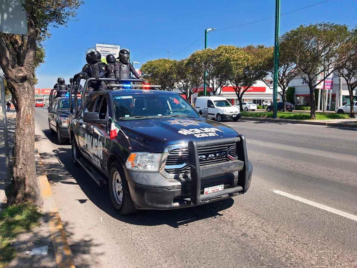 ¿Qué calles de Toluca se cuidarán en el operativo Regreso a Clases?