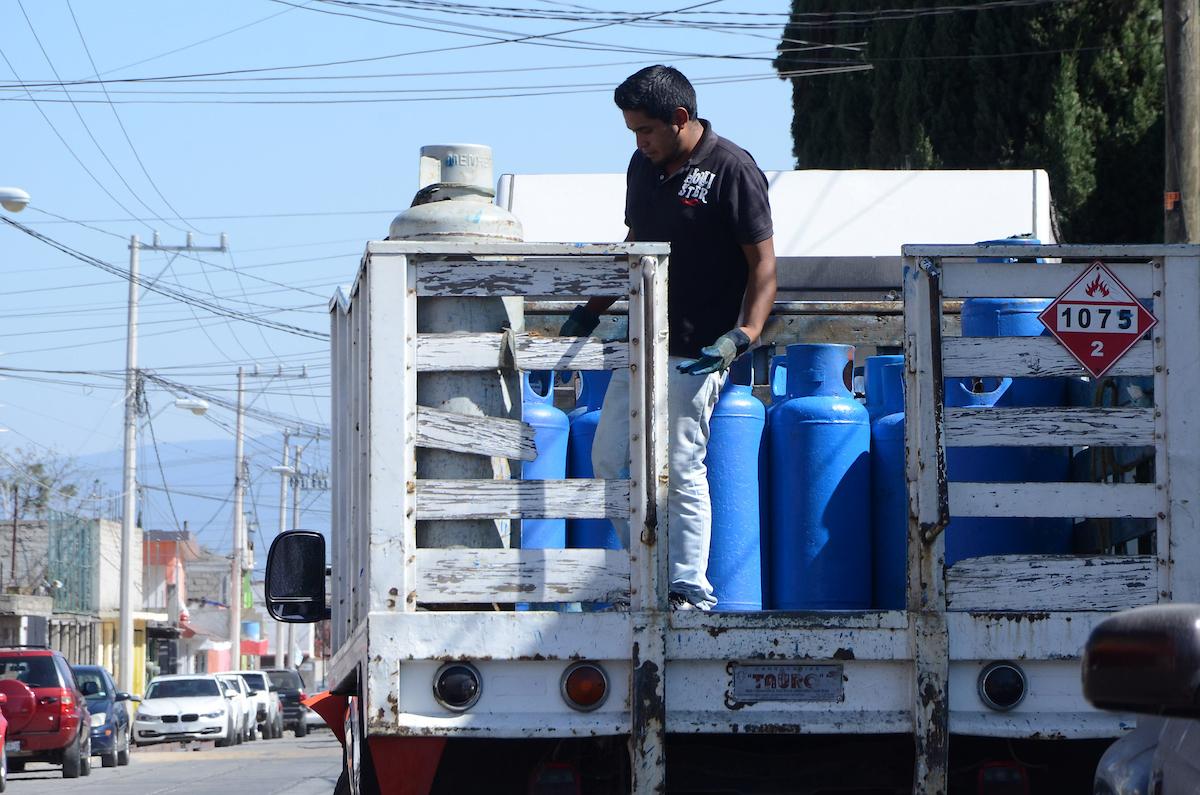 Desabasto y precio del gas LP en el Edomex de acuerdo a Profeco