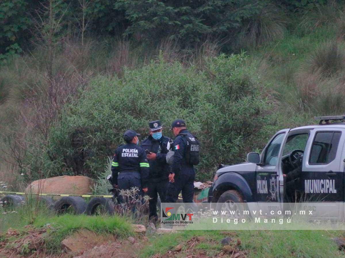 Turistas encuentran el cuerpo de joven mujer en la Marquesa