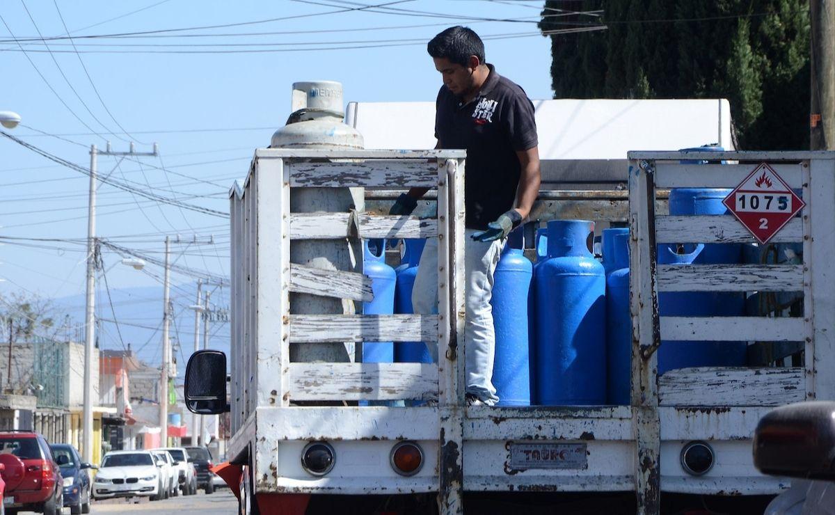 Consulta el precio de gas LP en el Valle de Toluca