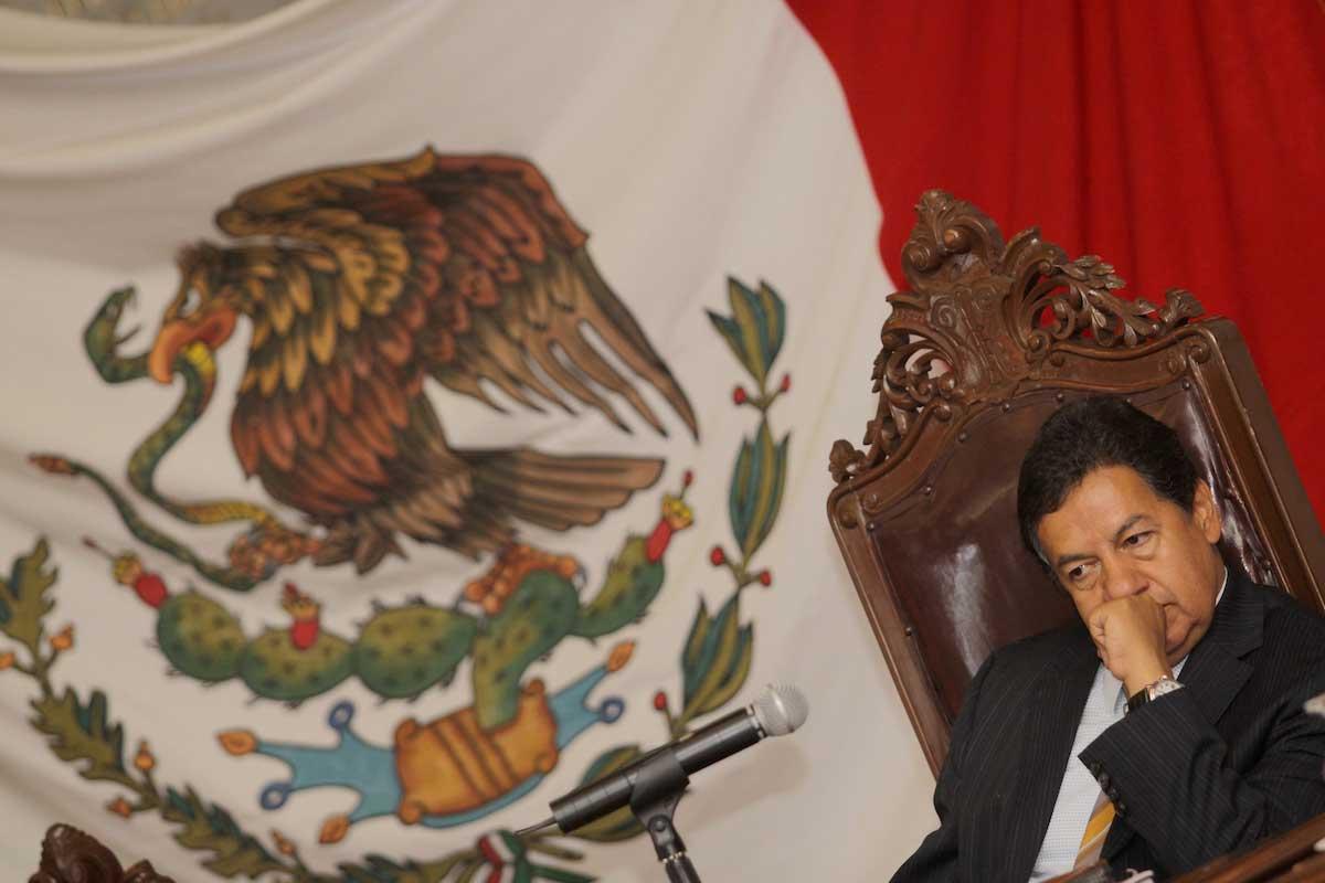 Higinio Martínez se autodestapa, buscará la gubernatura del Edomex en 2023