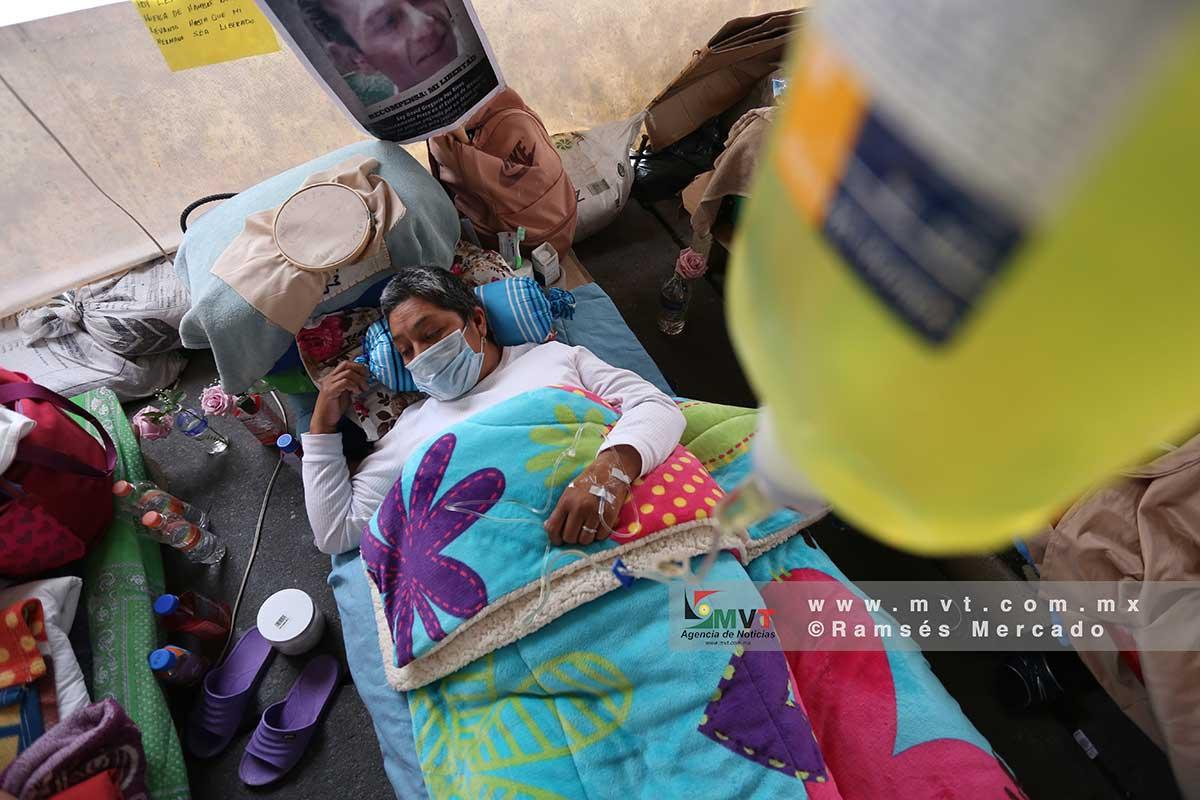 Se agravan seis personas en huelga de hambre por ley de Amnistía