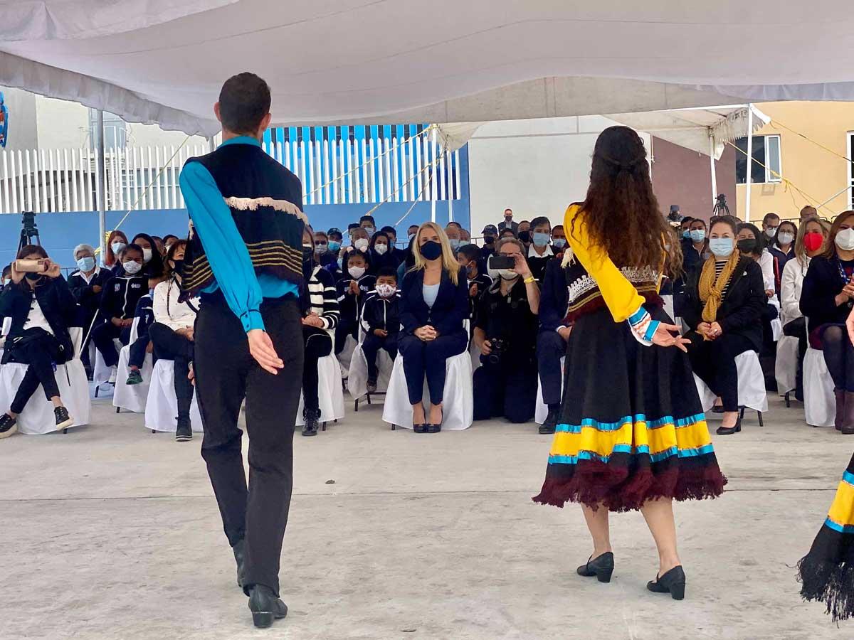 "Realizan jornada asistencial ""Israel abraza a Rosa Mística"" en Huixquilucan"