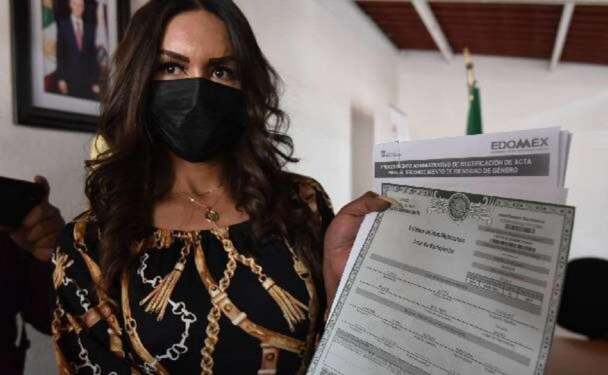 Inician trámites de cambio de identidad en Registro Civil de Toluca