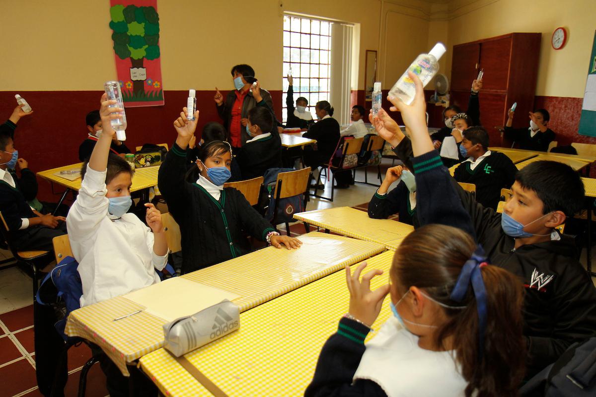 ¿Cómo será el regreso a clases en el Estado de México para el ciclo 2021-2022?