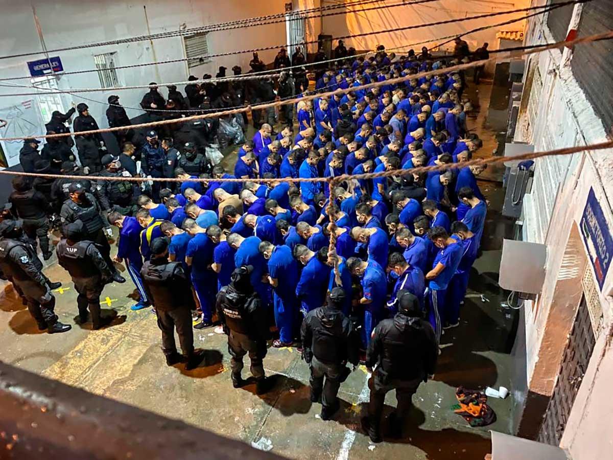 Internos del penal de Cuautitlán fueron reubicados en distintos centros del Estado de México