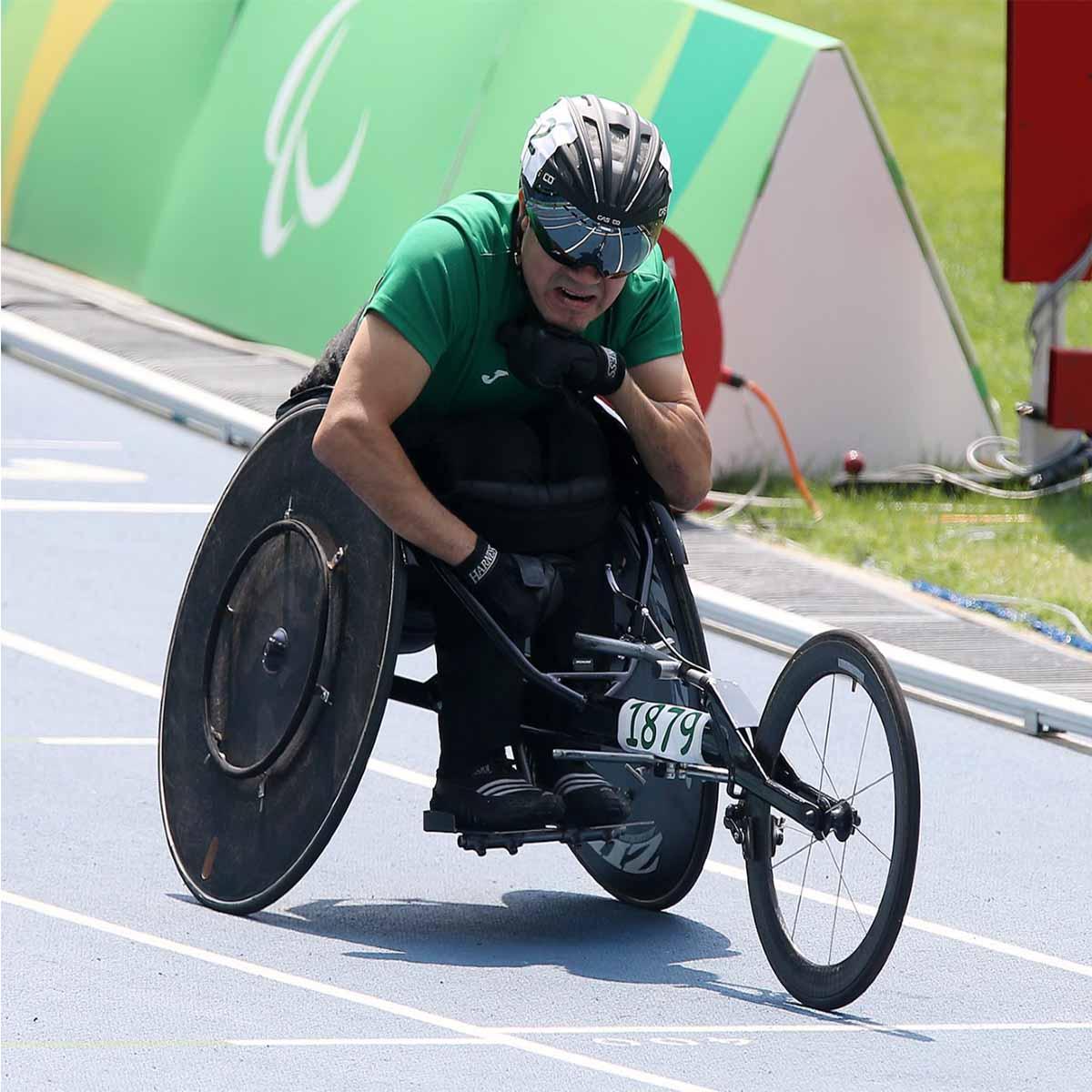 Deportistas mexiquenses listos para los Paralímpicos de Tokio 2020