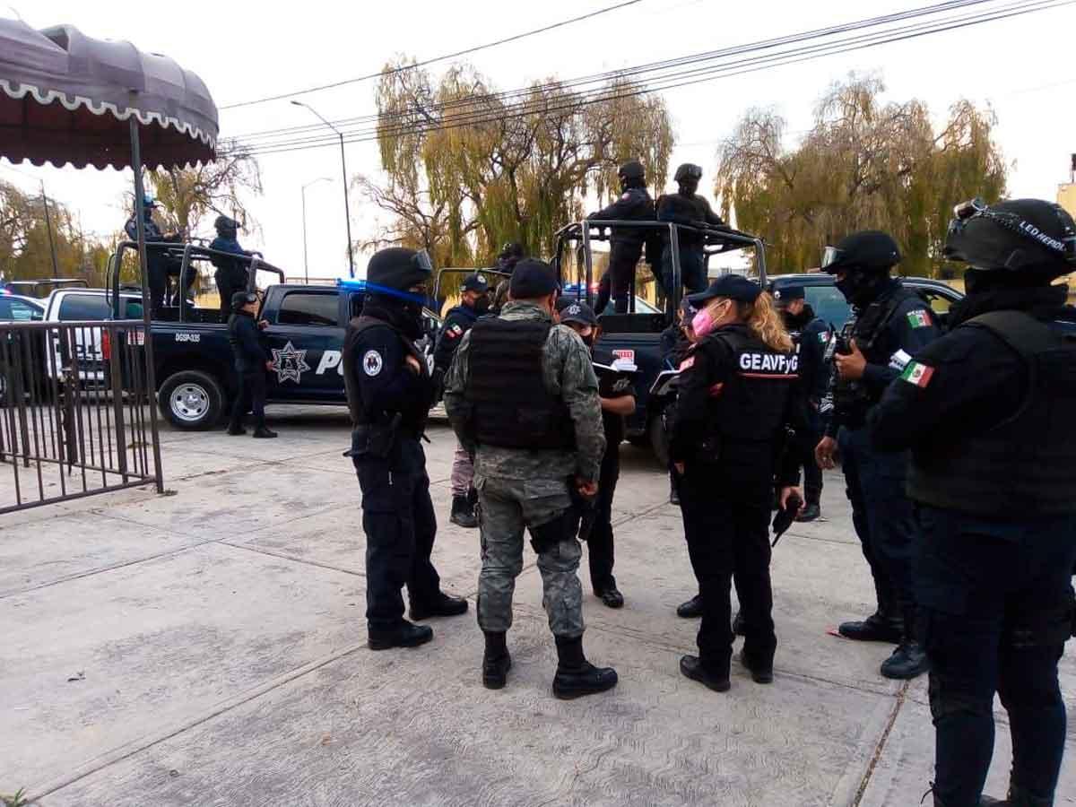 Toluca: ¿Cómo será el operativo de seguridad para el regreso a clases?