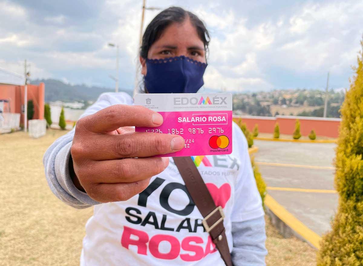 Brinda GEM información referente al programa Salario Rosa