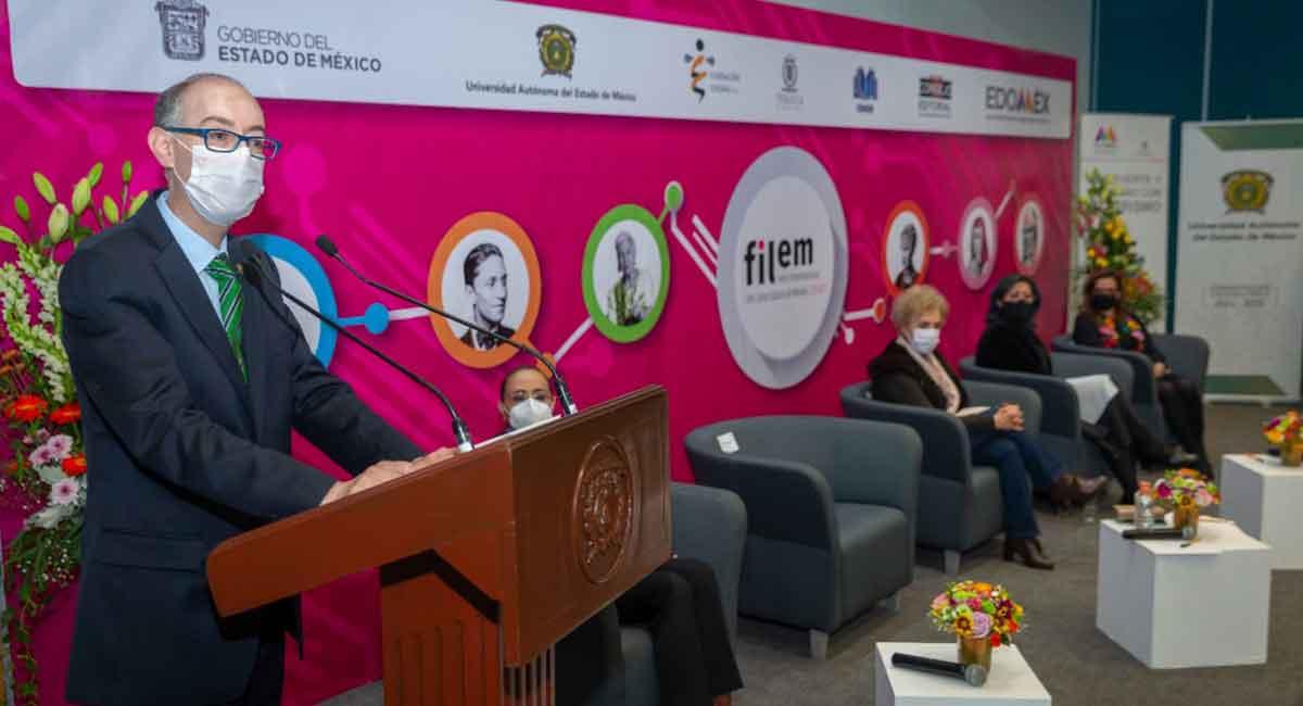 Feria Internacional del Libro llega al Estado de México