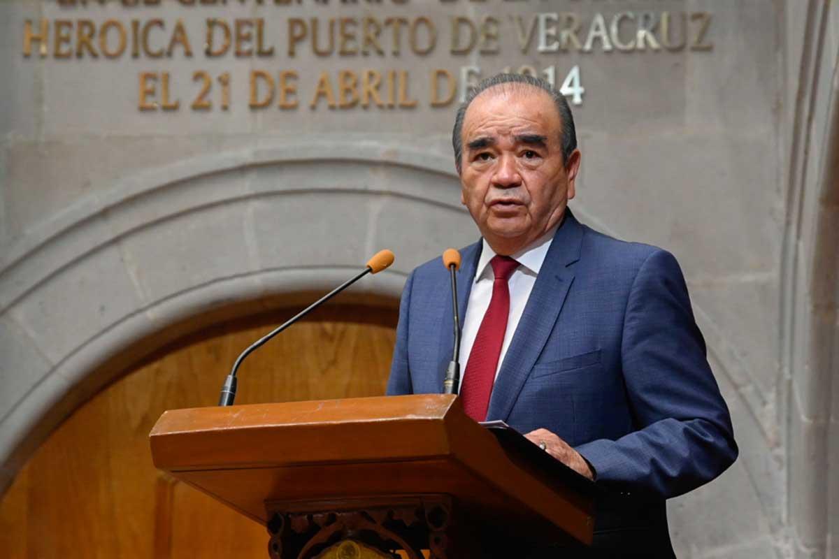 Por unanimidad, eligen a Maurilio Hernández presidente de la Jucopo