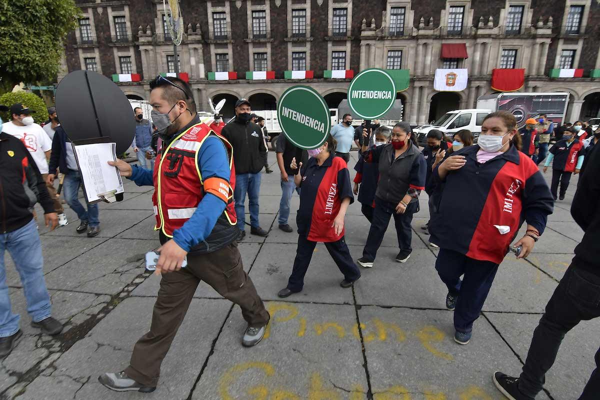 Participan mexiquenses en Segundo Simulacro Nacional