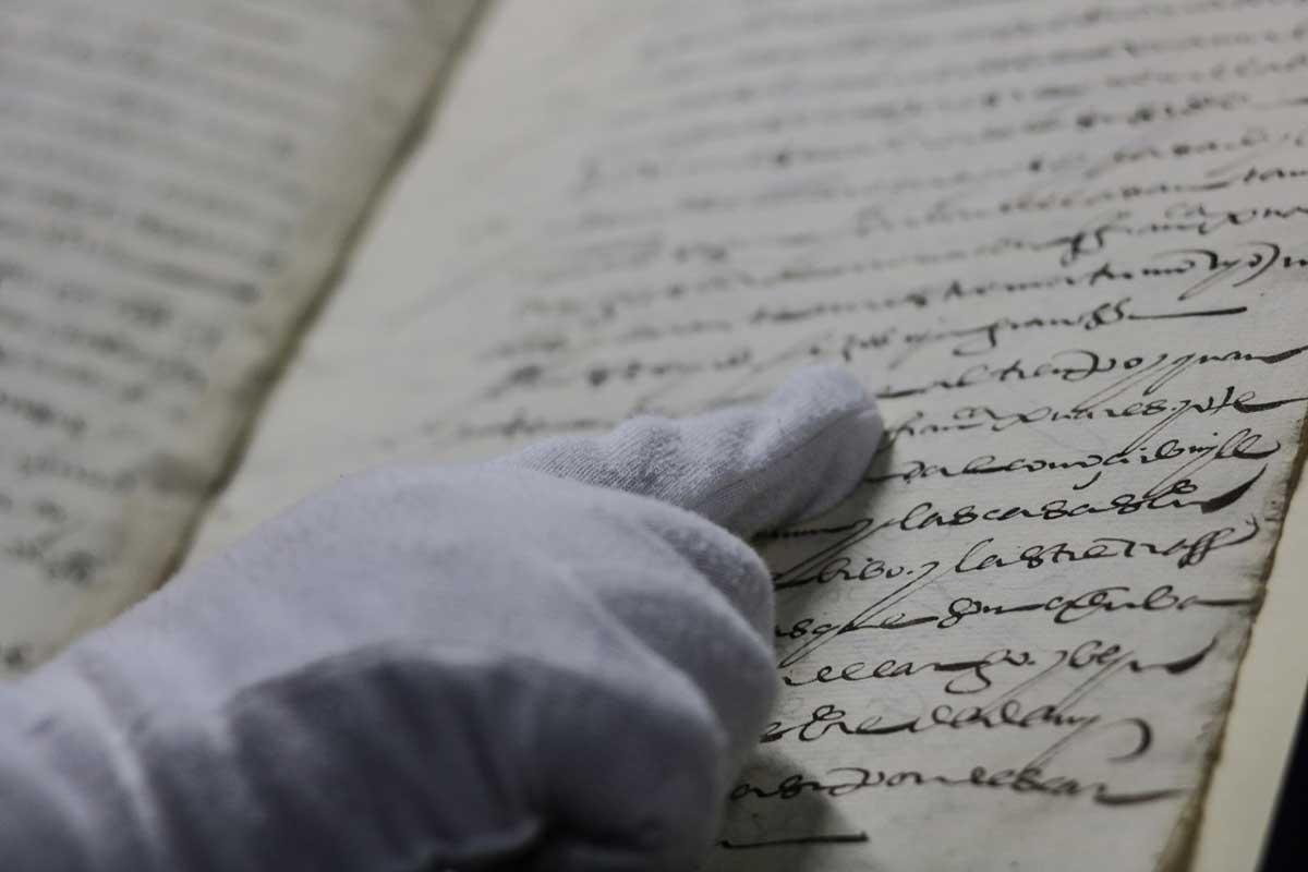 Preserva IFREM testamentos coloniales con influencia religiosa