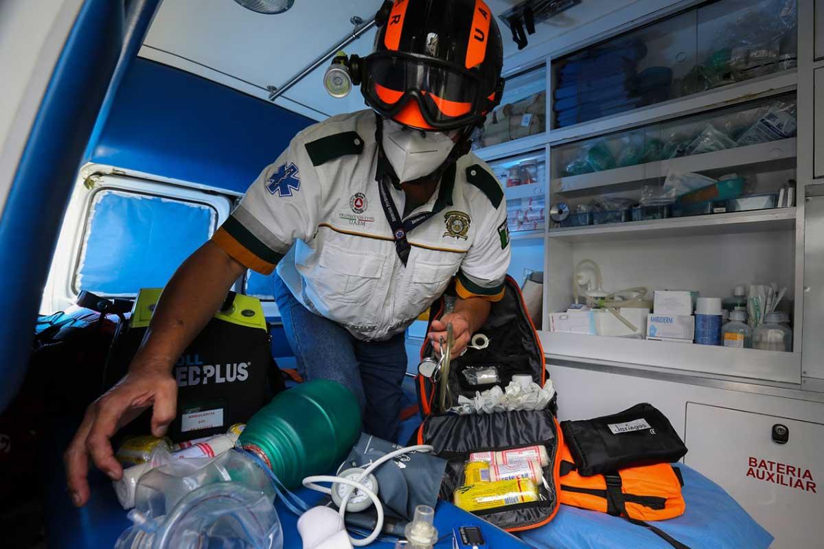 Primeros Auxilios, conocimiento que puede salvar vidas