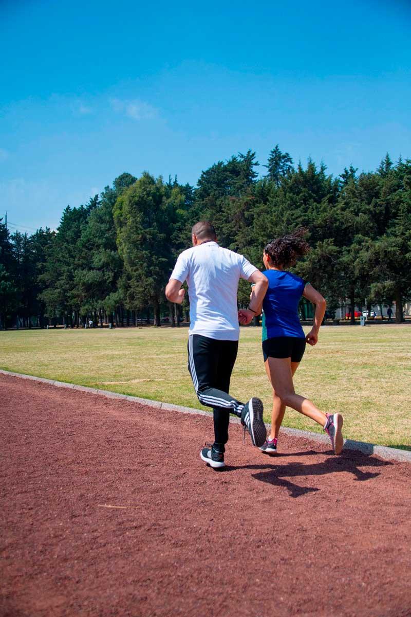 Reactivan actividades deportivas en el Parque Metropolitano de Toluca