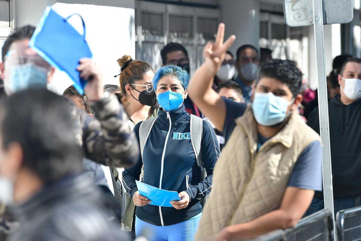 Toluca: Fechas y sedes de aplicación de segunda dosis de vacunación Covid-19 a personas de 30 a 39 años