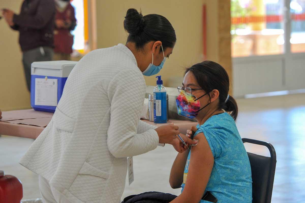 Vacunación Covid-19 para jóvenes de 18 a 29 años en cinco municipios mexiquenses