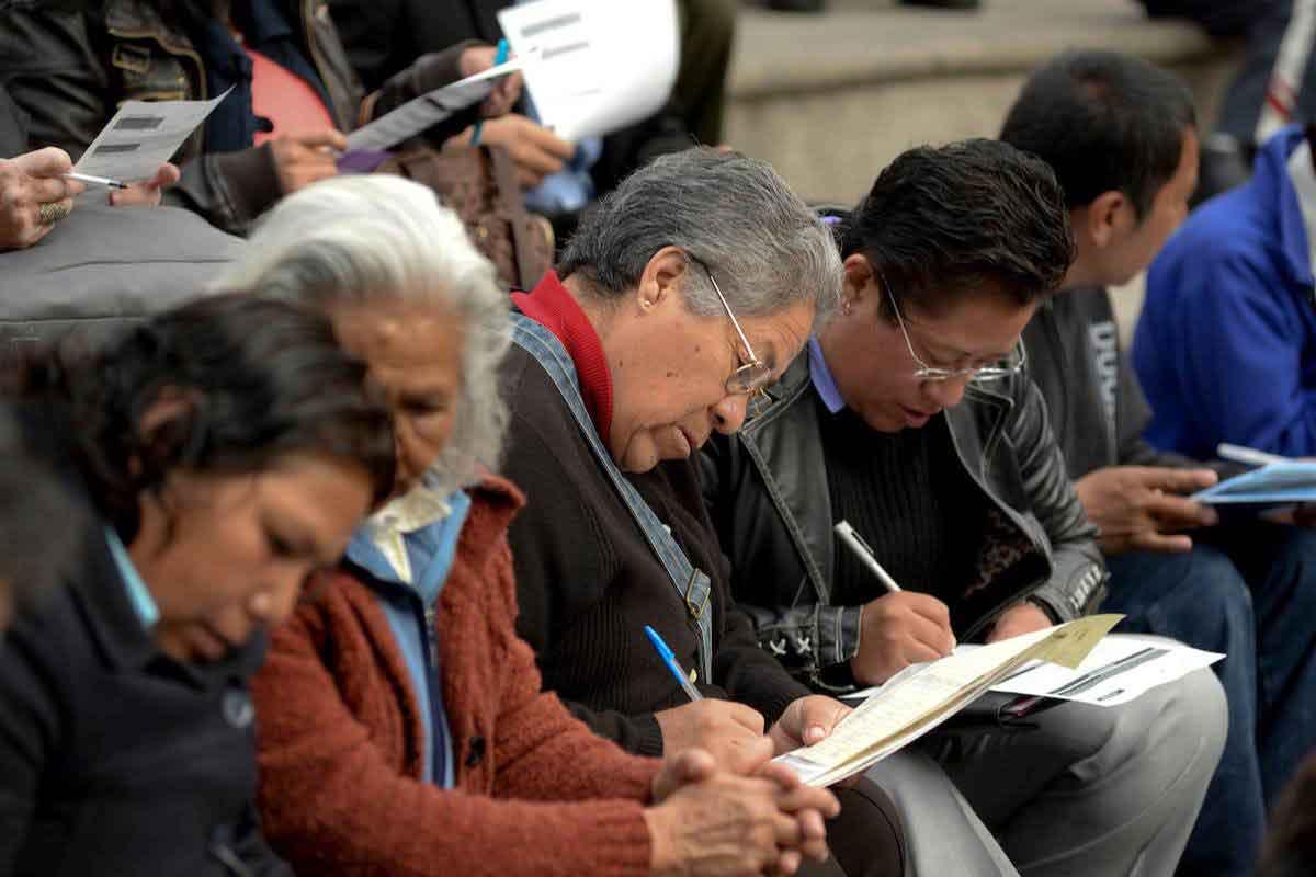 Adultos Mayores: ¿Cómo solicitar la Pensión del Bienestar?
