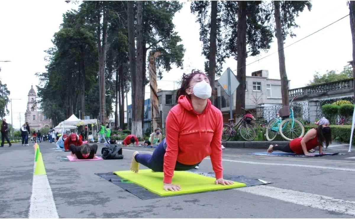 La campaña dio inicio en calles de Paseo Colón al aire libre y con las medidas sanitarias