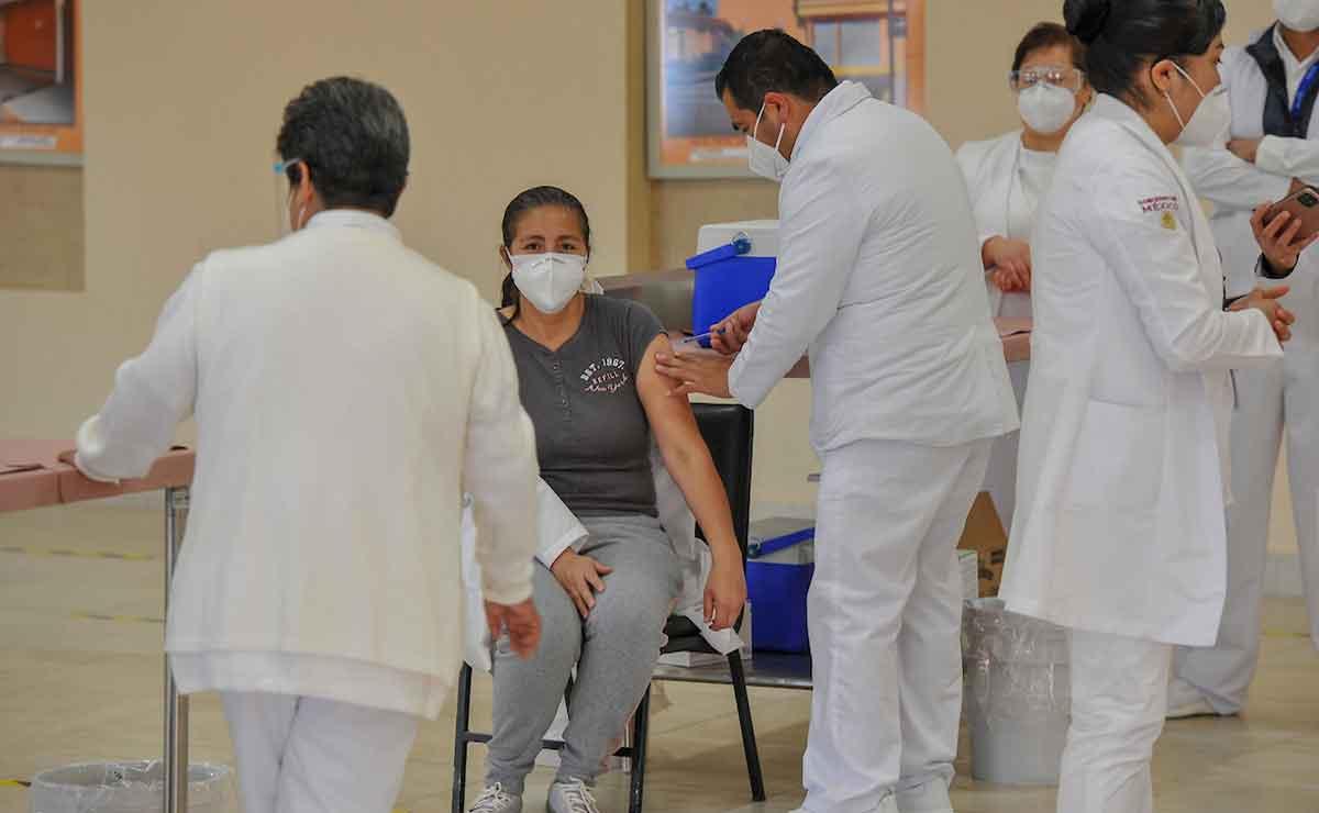 Cuándo es el último día para vacunarte en Zinacantepec y Metepec