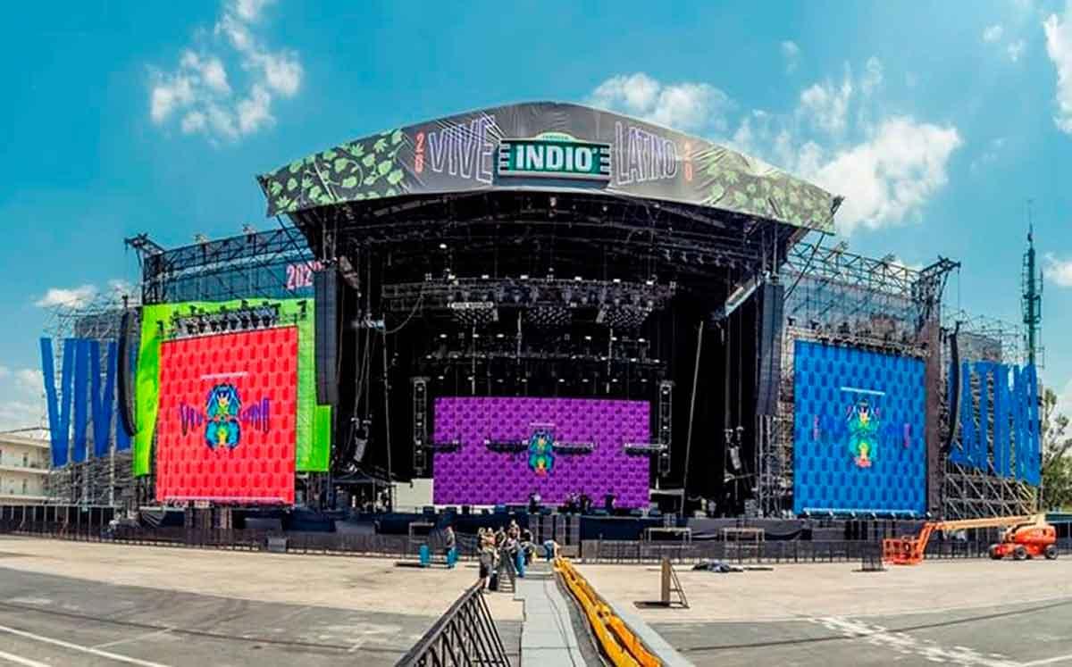 ¡ES OFICIAL! Festival Vive Latino 2022 se va a llevar a cabo
