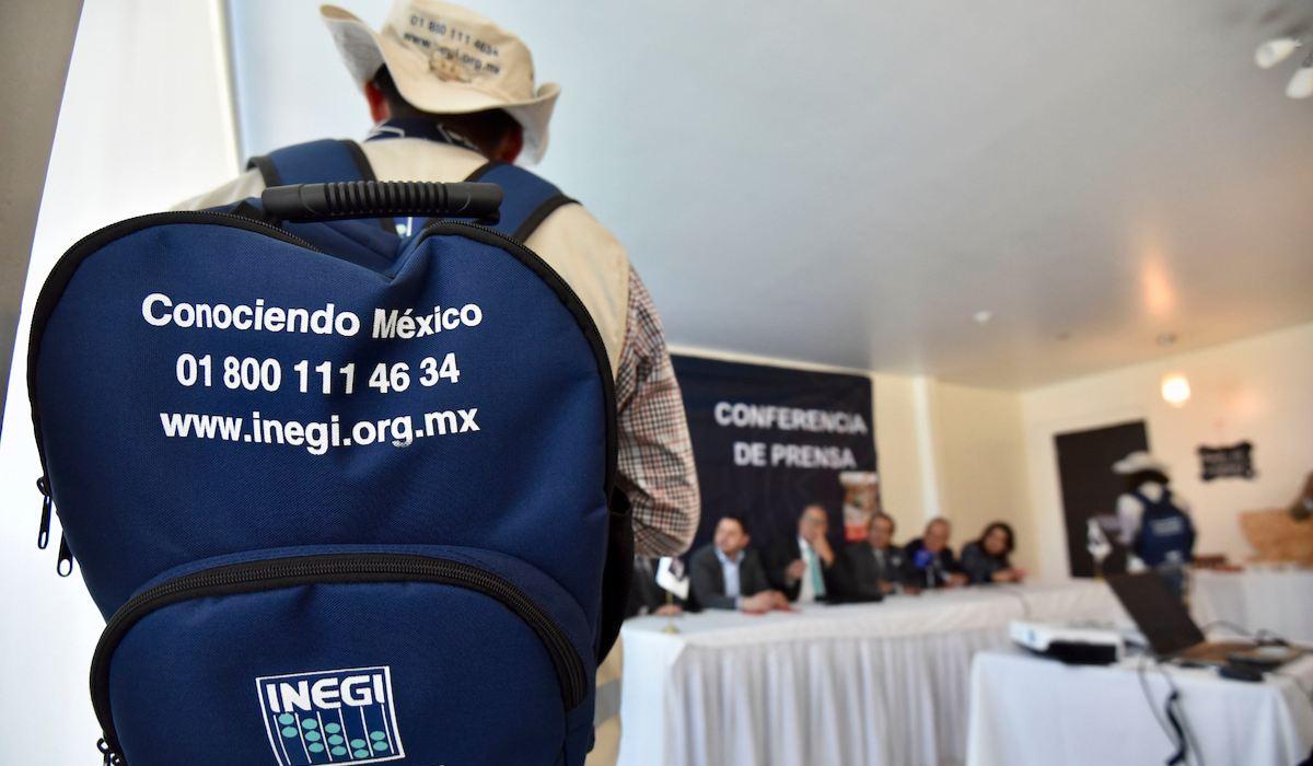 INEGI busca personal en Toluca con sueldo de hasta 29 mil pesos