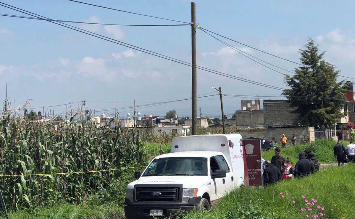 """Localizan el cuerpo de un hombre en """"La Frontera"""" Toluca"""