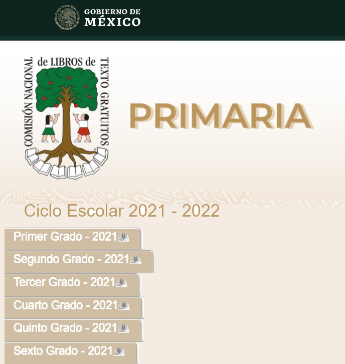 libros de testo version pdf primaria