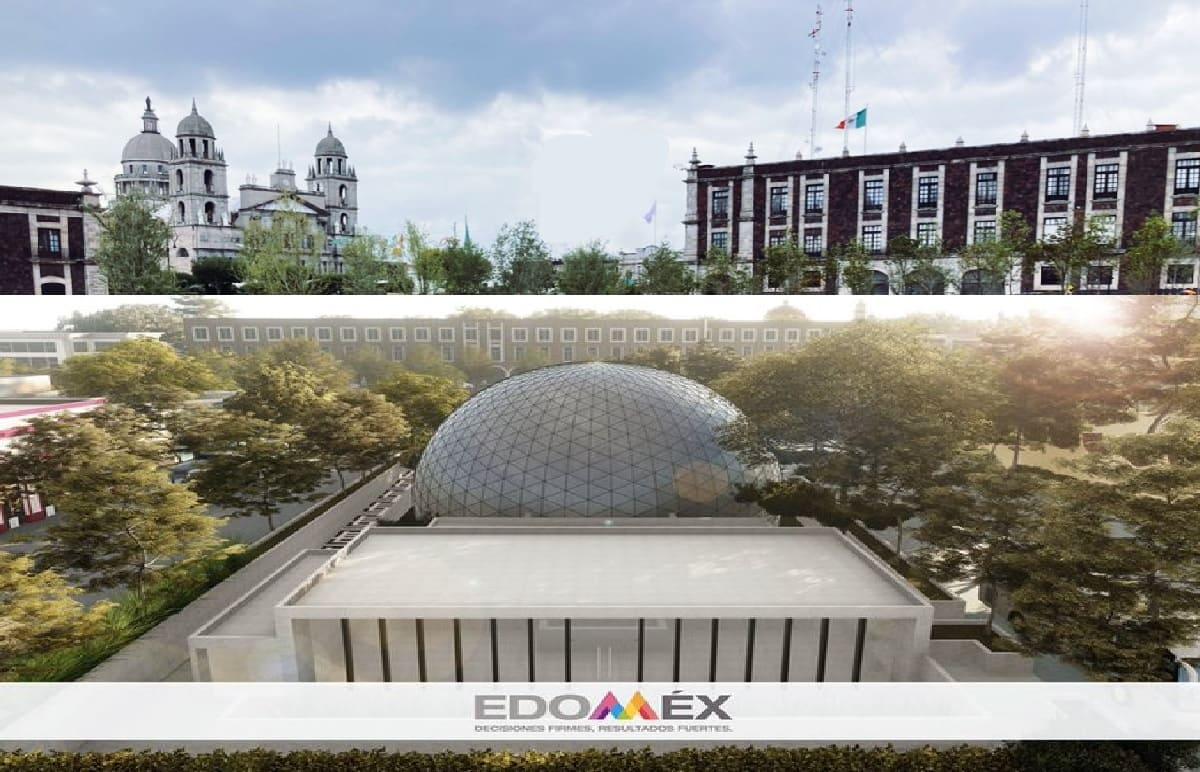 Toluca tendrá un planetario gracias al Parque de la Ciencia