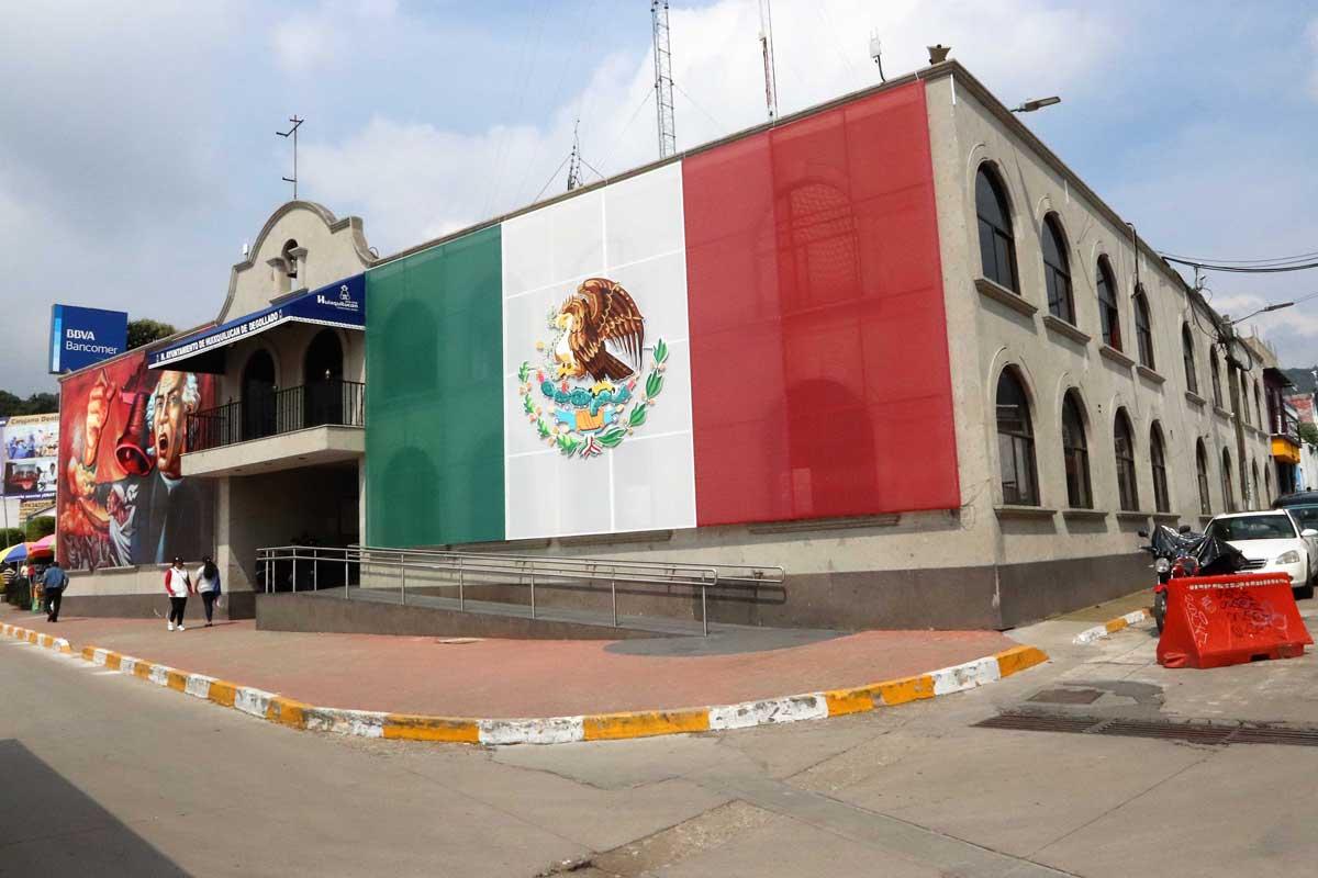 En Huixquilucan no habrá celebraciones por fiestas patrias