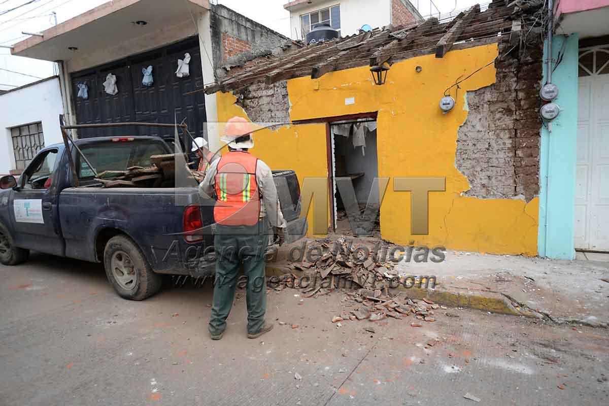 ¿Qué debo revisar en mi casa después de un sismo?